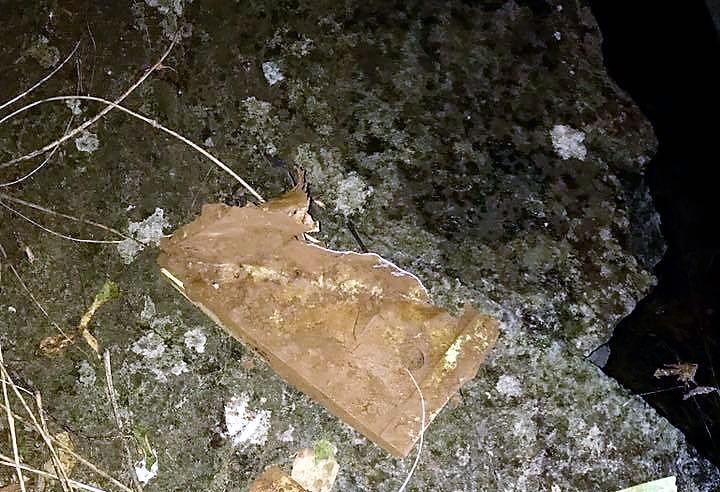 Found piece