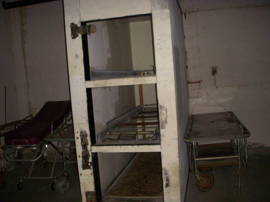 Morgue Cabinet